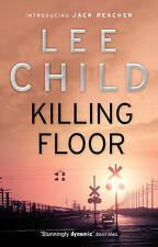 Lee Child Crime & Thriller Fiction Books in English