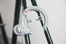 Bike Bicycle Lock Pad Lock Circular Lock Wheel Lock Vintage Style Grey Set Iron
