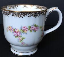 Royal Albert Dimity Rose Coffee Mug First Quality England
