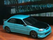Fast and the Furious Style Honda Civic Tuner Car 1/64 Scale Limited Edition O16