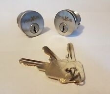Screw In Round Mortice Cylinder Locks For Adams Rite