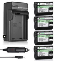 EN-EL15 Battery Charger for Nikon DSLR D7200 D7100 D7000 D800 D750 D610 D600