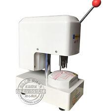 CE Eyeglass lens template drilling machine puncher Driller Optical equipment