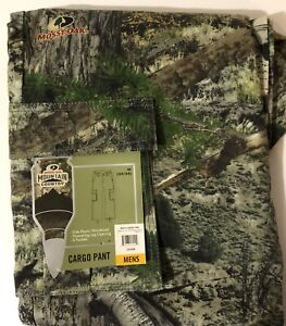Men's Mossy Oak Mountain Country 6 Pocket Cargo Pants  M, L,  XL or 2XL or 3XL