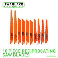 10PC Reciprocating Air Saw Blades 6
