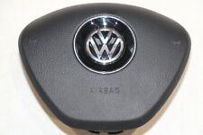 VW PASSAT B8 GOLF 7 DRIVER STEERING WHEEL COVER AIRBA ORIGINAL