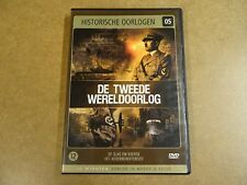 DVD / DE TWEEDE WERELDOORLOG - DE SLAG OM KOERSK - HET ARDENNENOFFFENSIEF