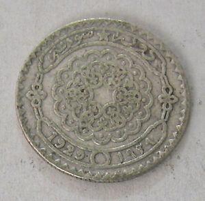 SYRIA - SILVER 10 PIASTRE 1929 KM# 72 - NICE COIN