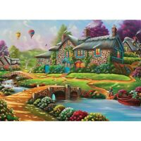 Diamond Painting 5D Full Drill DIY Decor Hometown Embroidery Cross Stitch Kit