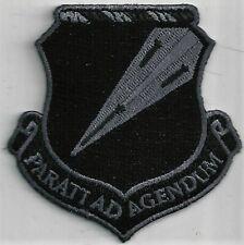 USAF 131 BOMB WING PATCH -                                      WHITEMAN  BLACK