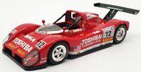 Minichamps 1/43 Scale Model Car 0712IR38 - Ferrari 333 SP - Red