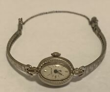 Gold Womens Watch Hamilton 10k Rolled