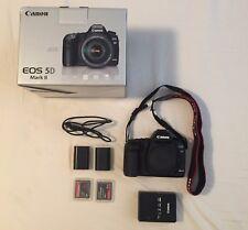 Canon EOS 5D Mark II SLR Camera - Mk II Body (2 batteries, 2 CF cards, orig box)
