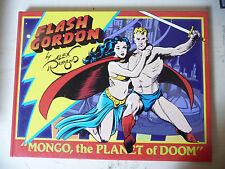 FLASH GORDON - MONGO THE PLANET OF DOOM - KITCHEN PRESS 1990 - FUM0