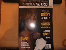 CINEMA RETRO 37 SYLVESTER STALLONE ROCKY MONKEES HEAD JONES NESMITH DOLENZ TORK