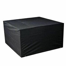 Table Bench Cube Furniture Set Cover for Garden Waterproof Outdoor Patio New