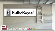 ROLLS-ROYCE assortim officina / garage Banner fantasma, Silver Shadow, WRAITH, Ghost
