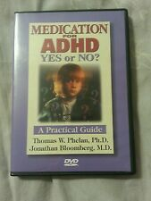 Medication for ADHD Yes or No? DVD