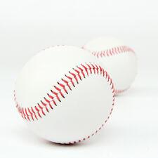 "9"" Hard Filling Practice Trainning Base Ball Softball Baseball Wooden Bat Hit"
