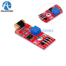 801S Vibration Sensor Module vibration Analog Output Sensitivity LM393