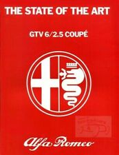 Paper Alfa Romeo GTV Car Manuals & Literature