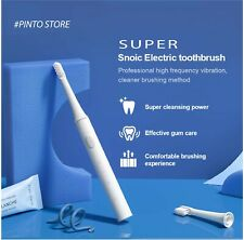 Fairywill FW-2081 Sonic Waterproof Electric Toothbrush - Black