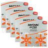 Rayovac Extra Advanced 13 Size Hearing aid batteries PR48 1.45V Zinc air PK12