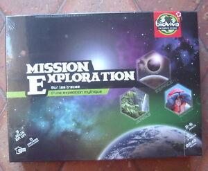 MISSION EXPLORATION BIOVIVA NATURE & DÉCOUVERTE 9+