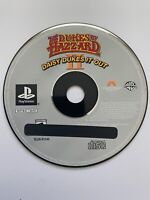 Dukes of Hazzard II: Daisy Dukes It Out (Sony PlayStation 1, 2000) Disc Only