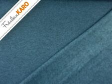 Viskose Kuschel-Strick-Jersey *Bristol* blau  Ökotex Swafing