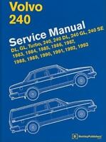 Volvo 240 Us  1983-1993, Brand New, Free shipping in the US