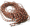 8014 Futaba Extension Lead Wire Twisted 1m 100cm 22AWG 1 1Meter
