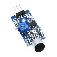 2Stks Microphone Sensor Sensitivity Sound Voice Modules für Arduino Smart Car