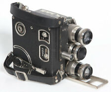 Siemens d 16mm 1935 movie camera 25mm f1.5 50mm f2.3 75mm Schneider C mount Lens