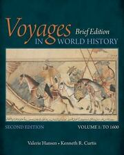 1: Voyages in World History, Volume I, Brief