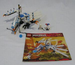Lego 2260 - L'attaque du dragon de glace