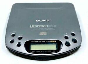 Sony D-321 portable CD walkman player discman Vintage Collectible VGC UK SELLER