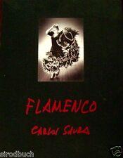 Carlos saura Flameco galaxia Gutenberg numerados + 1 fotografía autografiada