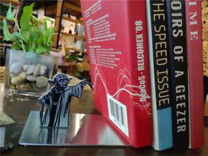 Metal Bookshelf Star Wars Master Yoda Bookend Bookshelf Bookshelf Bracket Gift