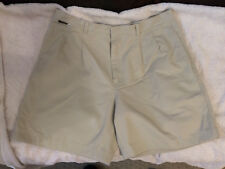 "Men's premium Timberland Weathergear Chino shorts beige 38"" waist summer casual"