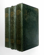 3 Volumes Complete Set History Of Germany Wolfgang Menzel 1848 1st Edition