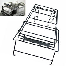 Metal Luggage Roof Rack Gepäckdach Fr 1/10 Land Rover / D90 Wrangler RC Crawler