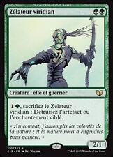 MTG Magic C15 - Viridian Zealot/Zélateur viridian, French/VF