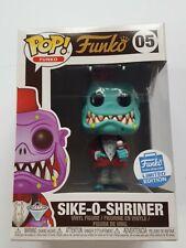 Funko Pop! Vinyl Figure - Funko #05 - Sike-O-Shriner [Teal] - Funko Shop Excl
