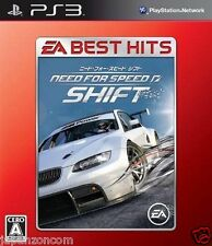 Used PS3 Need for Speed Shift PLAYSTATION 3 SONY JAPAN JAPANESE IMPORT