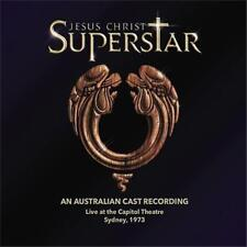 JESUS CHRIST SUPERSTAR LIVE 2CD NEW 1973 Australian Cast Jon English