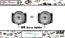 NEUF PRÉSENT FEUX FEUX DE BROUILLARD AVANT ALFA ROMEO 159 05-12 BRERA SPIDER