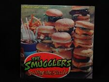 "Smugglers ""Selling The Sizzle"" Sealed Lookout Records/Green Day Punk"