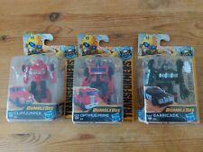 Lote De Película Transformers Bumblebee Minibot Optimus barricada Energon Encendedores