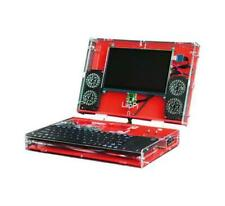 "LapPi: 7"" DIY Laptop Kit without Raspberry Pi- unassembled Red"